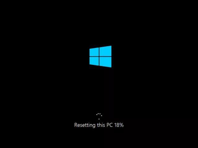 Reset Window PC