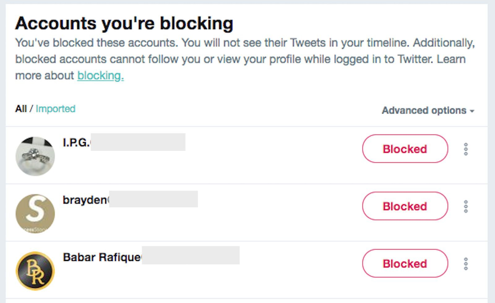 If You Block Someone on Twitter, Do They Know?
