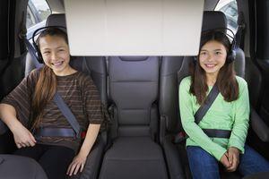 car multimedia flip-down screen