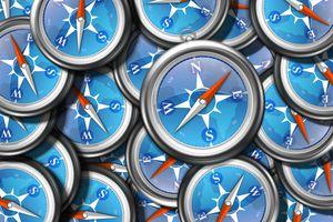 Apple Safari browser logos