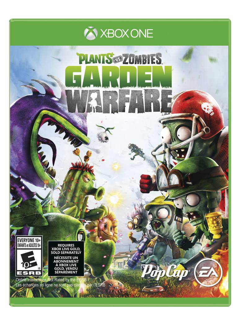 plants vs zombies garden warfare review xone x360 - Plants Vs Zombies Garden Warfare 2 Xbox 360
