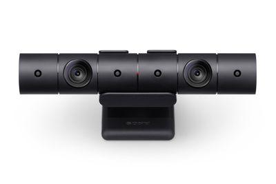 A screenshot of the PlayStation 4 camera