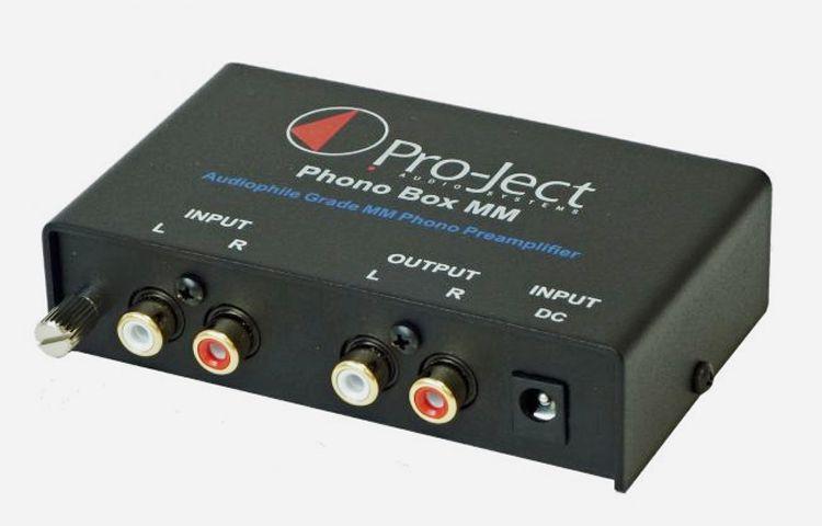 Pro-Ject Phono Box MM – Phono Preamp