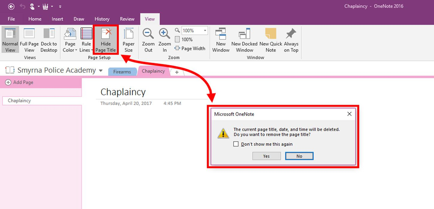 16 Settings to Control Your Microsoft OneNote 2016 Experience