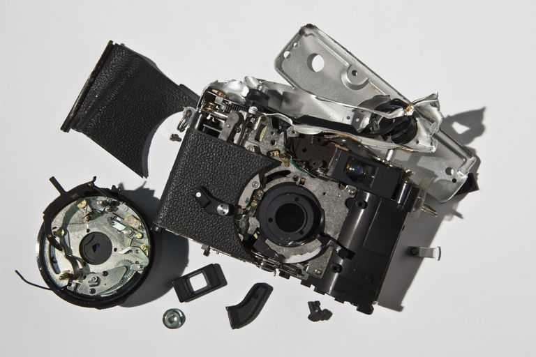 Finding a Best Buy in Camera Repair