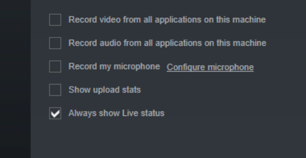 6 Fixes For Steam Broadcast Not Working