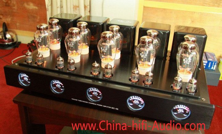 Inexpensive Cheap Chinese Tube Audio Products
