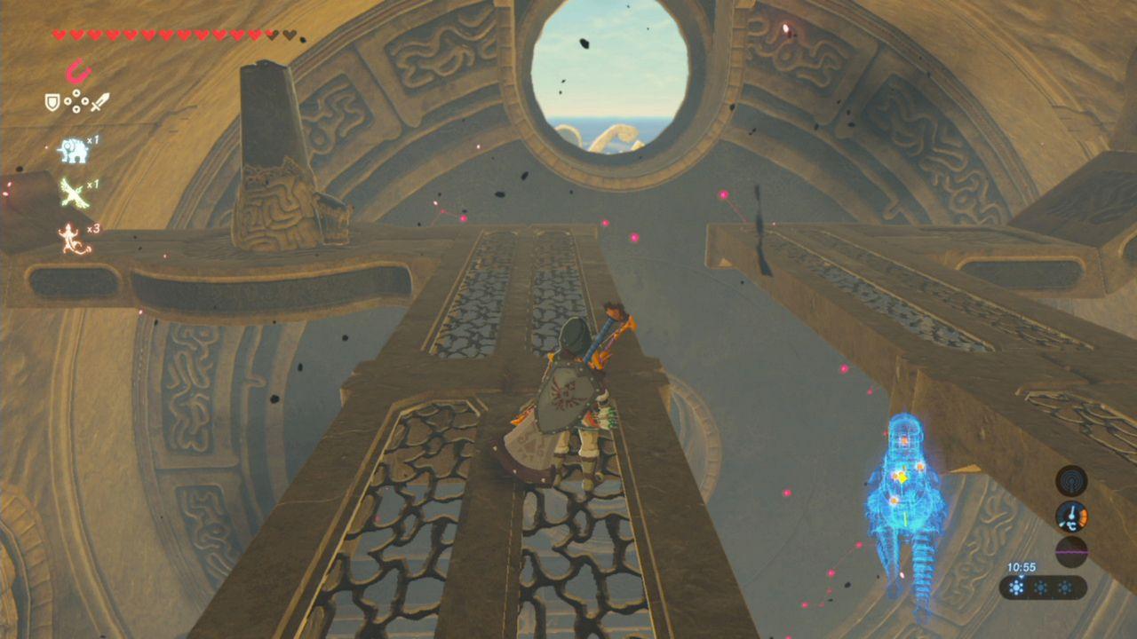 Vah Naboris dungeon