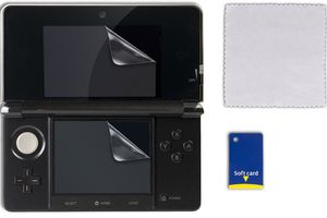 Nintendo 3DS screen protectors