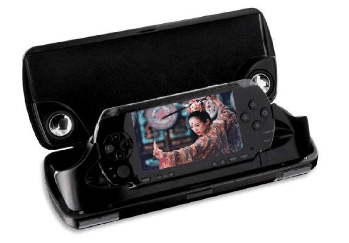 PSP Theater Experience by Nyko