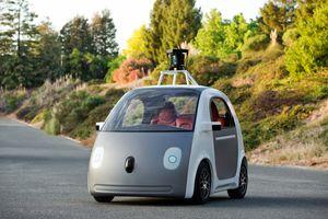 Google Car Prototype