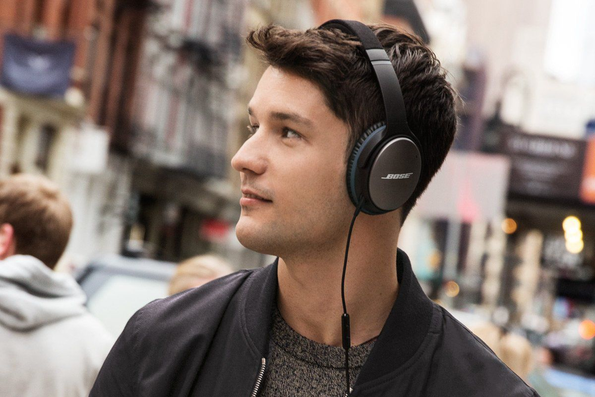 f976b9a1bc5 Best Overall: Bose QuietComfort 35 (Series II) Wireless Headphones. Bose  QuietComfort 25 Acoustic Noise-Canceling Headphones