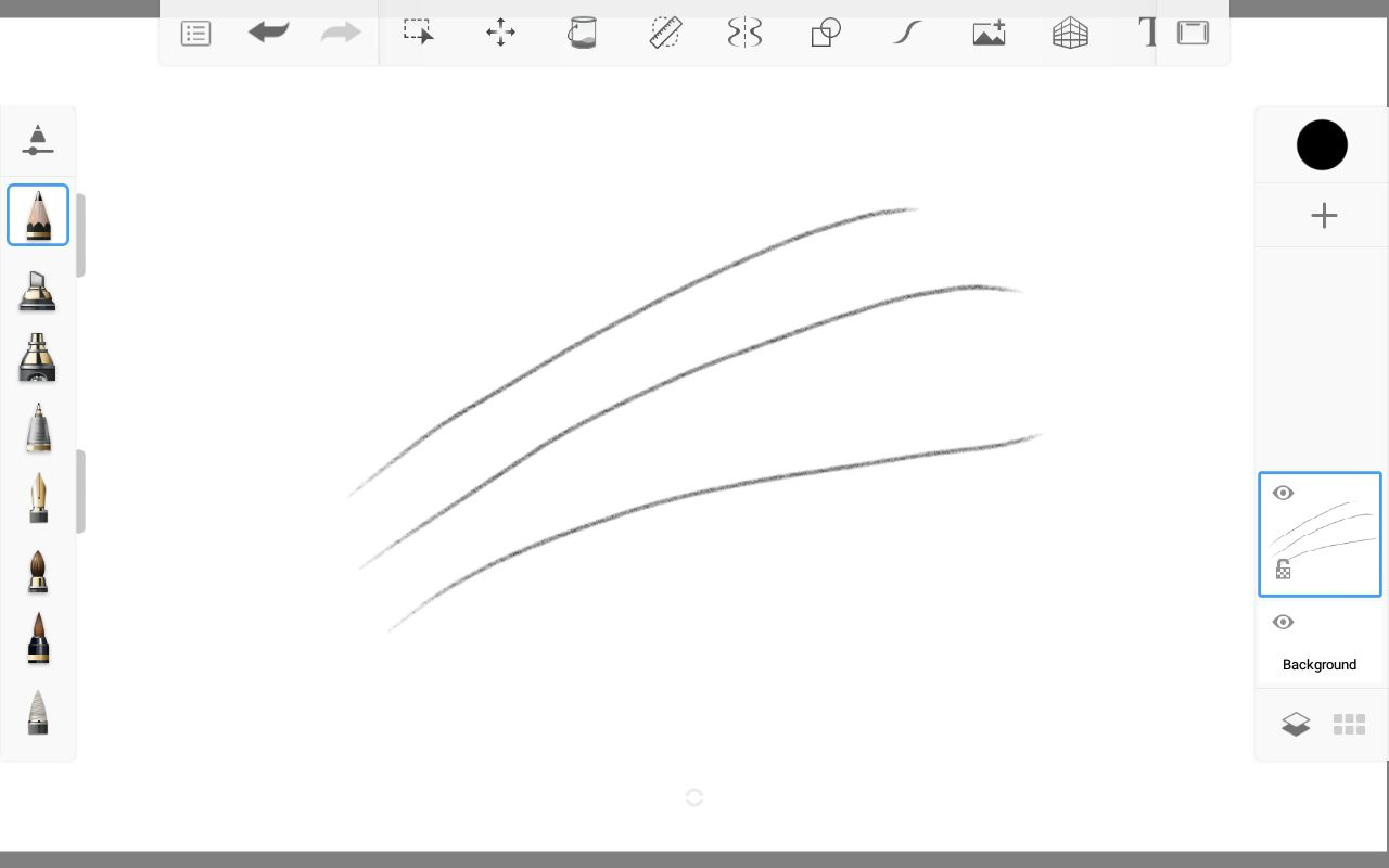 AutoDesk Sketchbook for Android