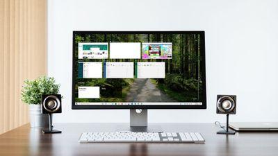 Multiple desktops in Windows 10