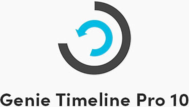 Genie Timeline Professional 10