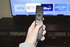 Samsung QN55Q60RAFXZA Smart TV