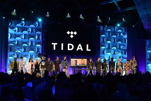 tidal music launch
