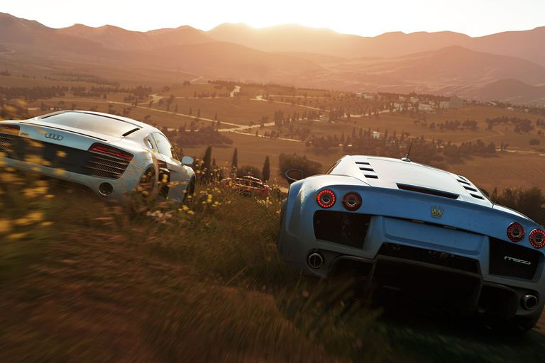 Screenshot of Forza Horizon 2