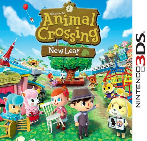 Image result for animal crossing New Leaf
