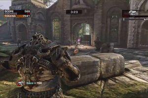 Screenshot from Gears of War 3