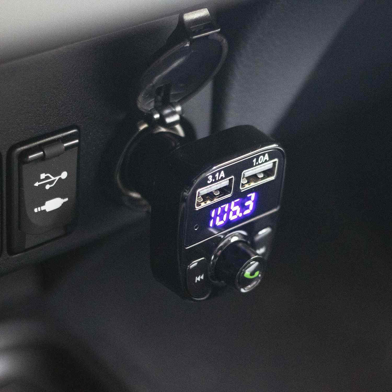 LIHAN LHFM1039 Wireless Bluetooth FM Transmitter