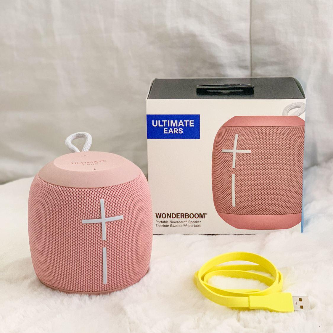 Ultimate Ears Wonderboom shower speakers