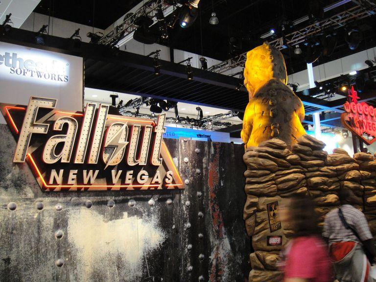 <b>Fallout</b>: <b>New Vegas</b> Console <b>Cheat Codes</b> (PC)