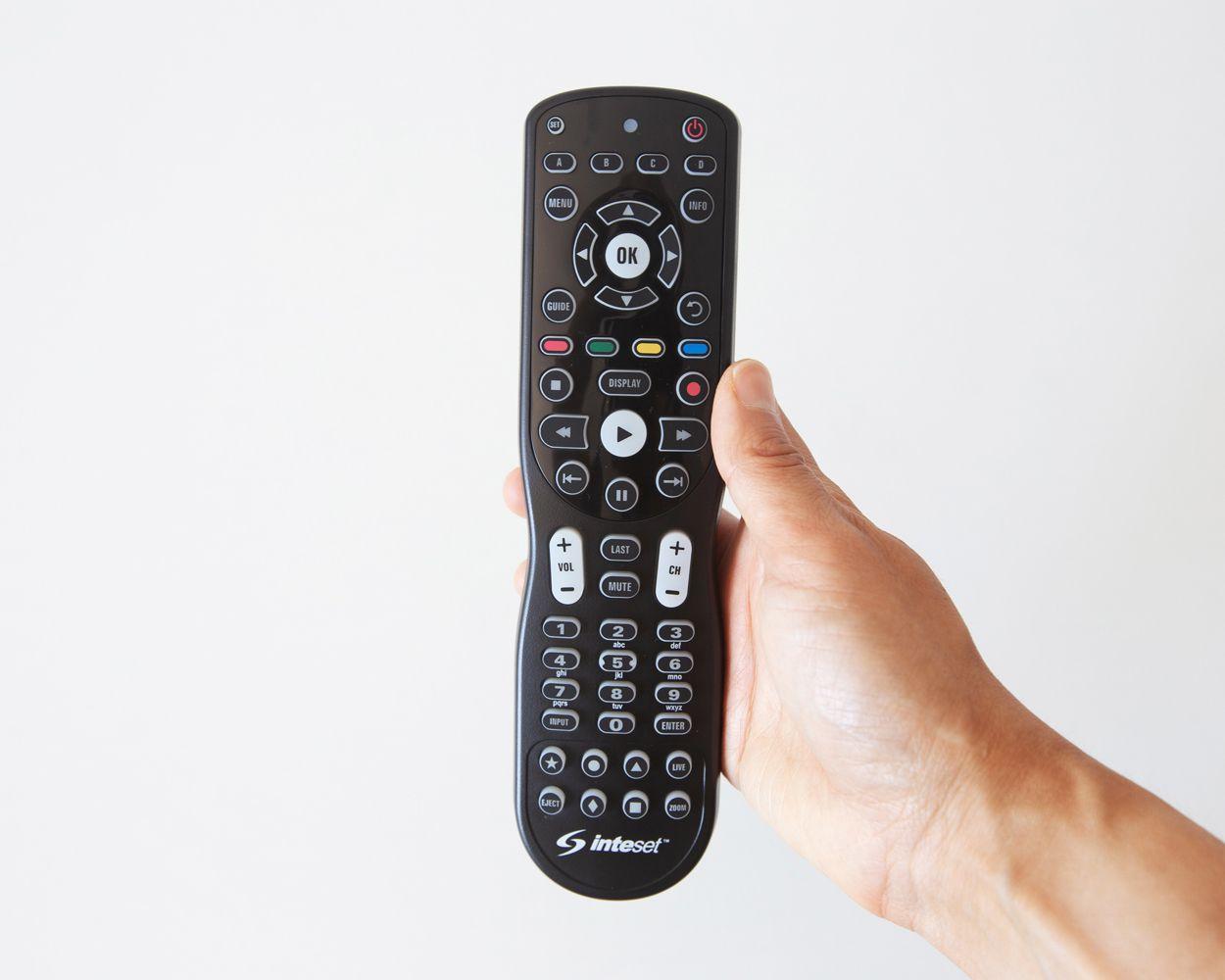 Inteset 422 Universal Remote