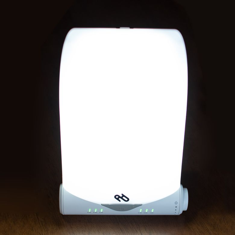 Aura Daylight Therapy Lamp