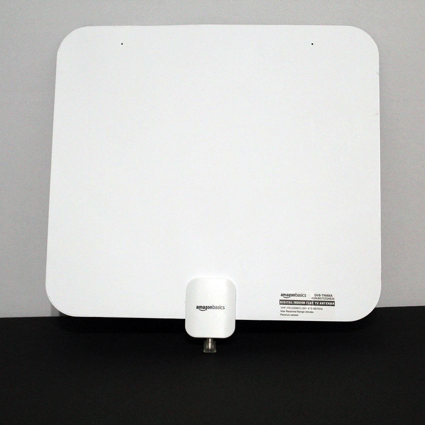 AmazonBasics Indoor TV Antenna