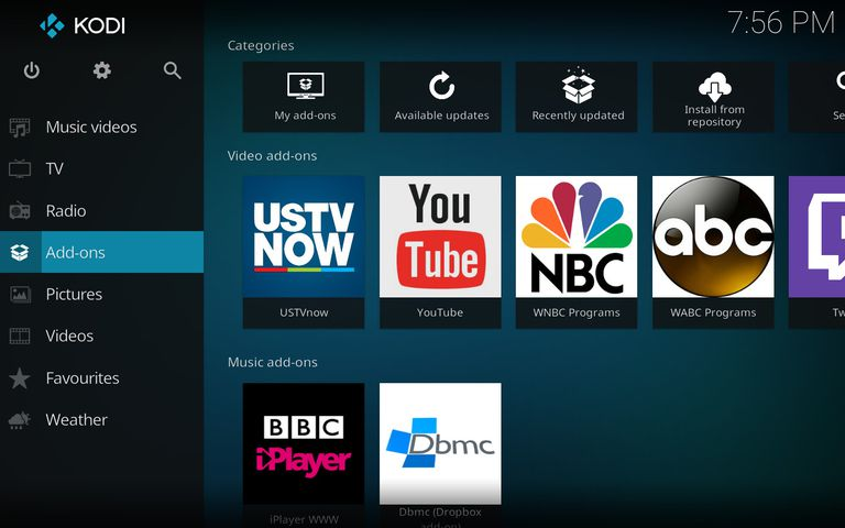 Best Kodi Add-ons For Movies and TV