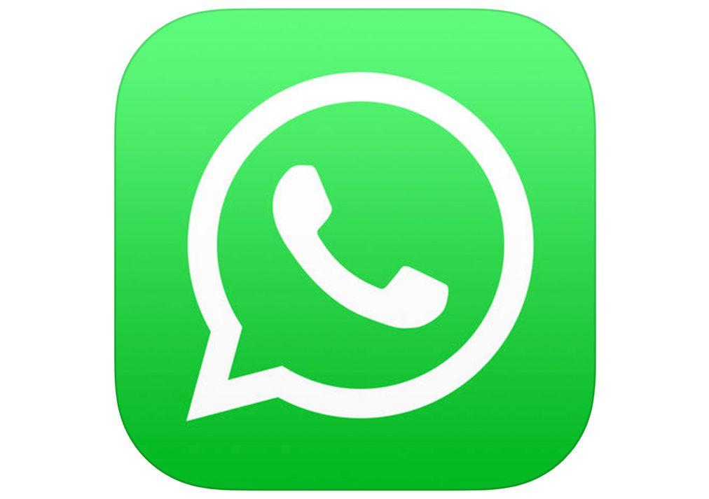 WhatsApp iOS app icon