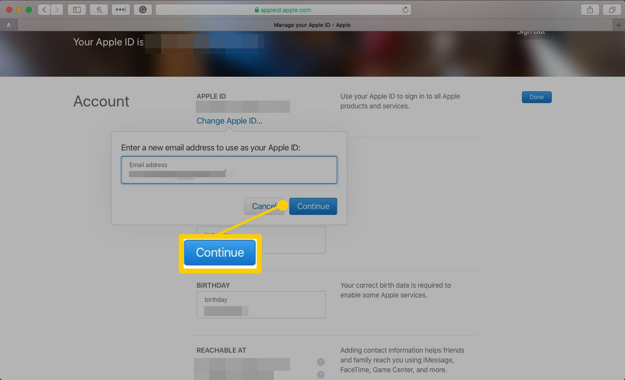 How to Change Apple ID Email, Billing Address, Credit Card