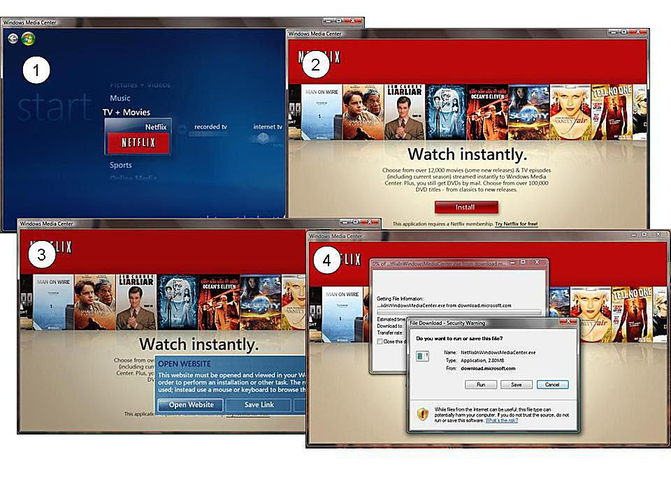 download netflix app windows 7 laptop