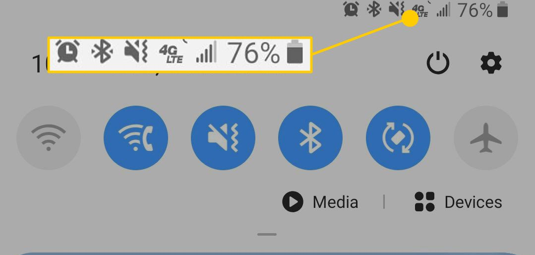 Android Status Bar Icons What They Mean And How To Remove Them