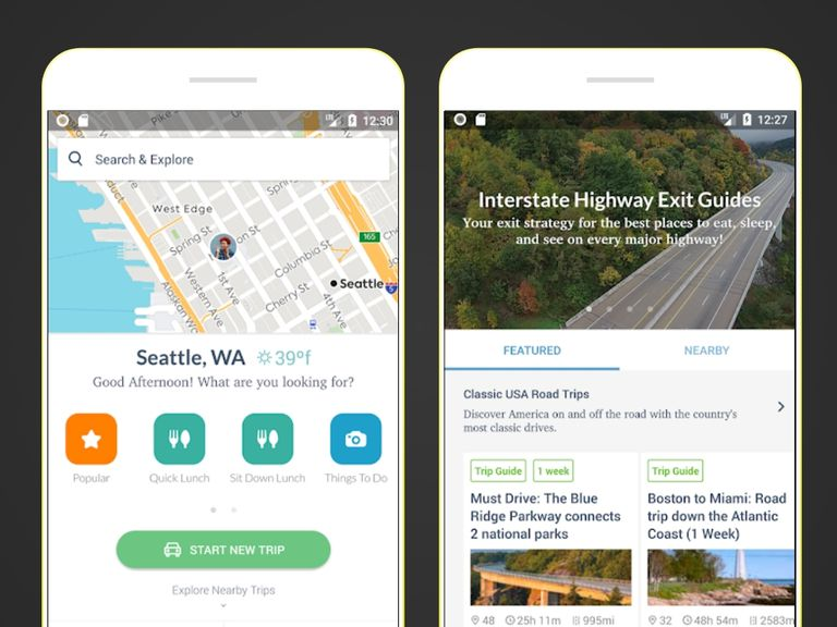 8 Best Road Trip Planner Apps for 2018