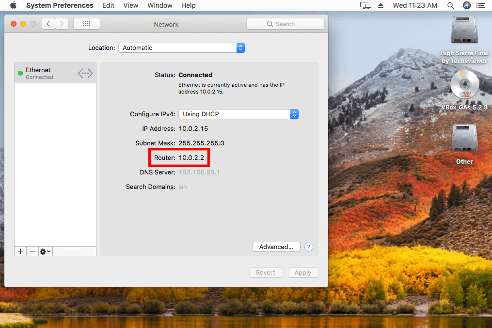 how to change the mac address on your gateway