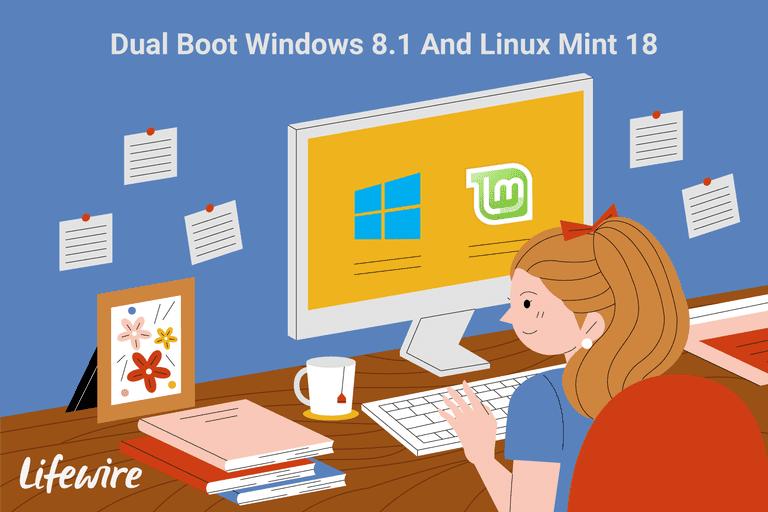 how to install linux mint 18 alongside windows 10 (uefi)