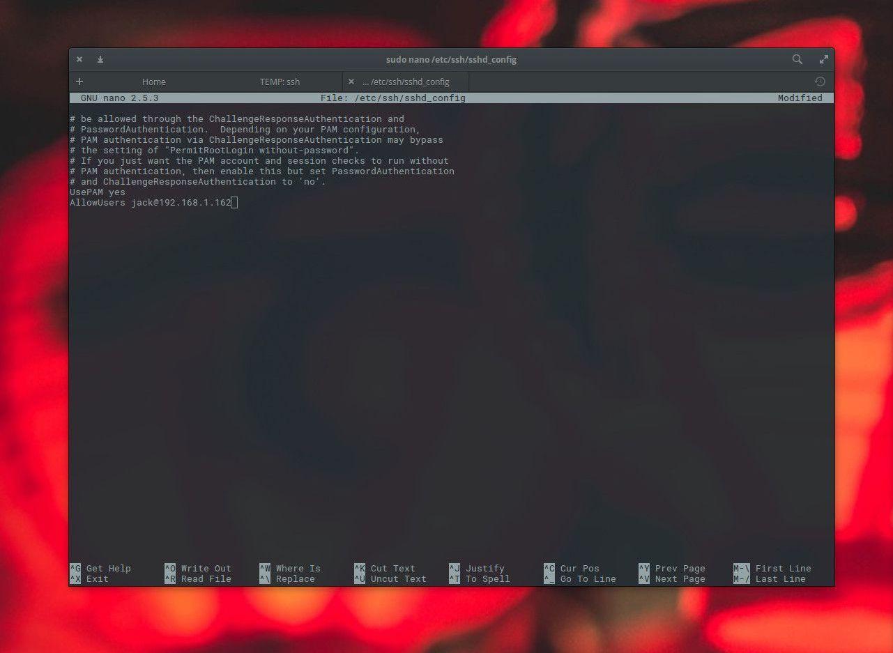 ubuntu enable ssh key authentication