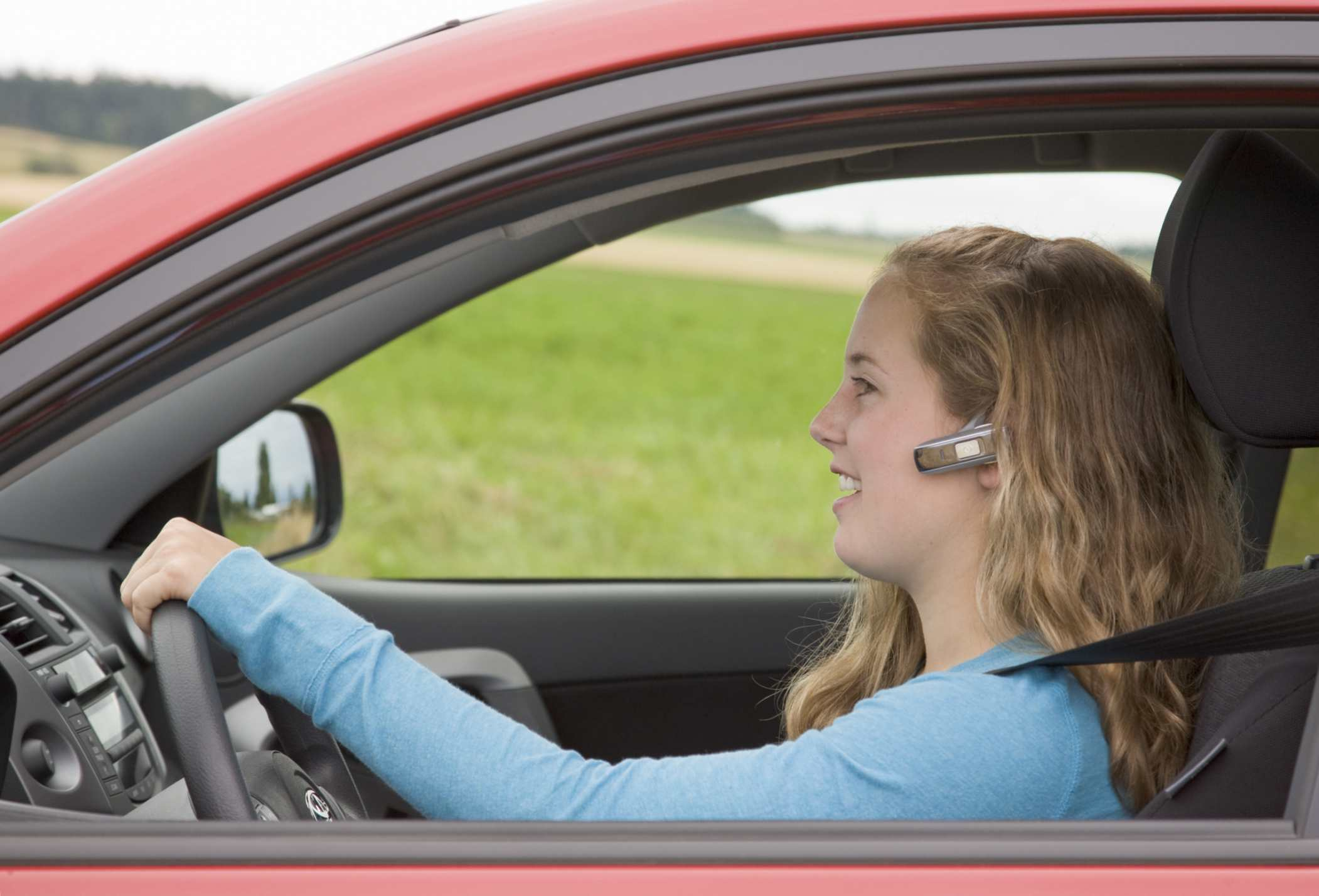 Hands-free Bluetooth phone call