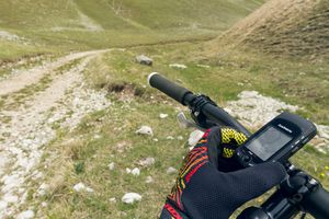 Mountain Bike Gps Outdoor Orientering
