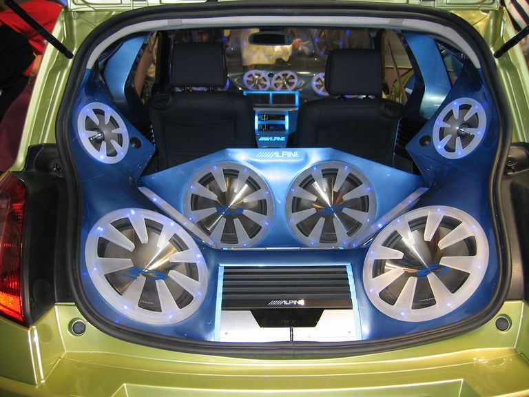 Car Audio System >> Car Audio Equipment For The Beginner