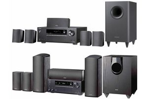 Onkyo HT-S3800 and HT-S7800 Home Theater-in-a-box Systems