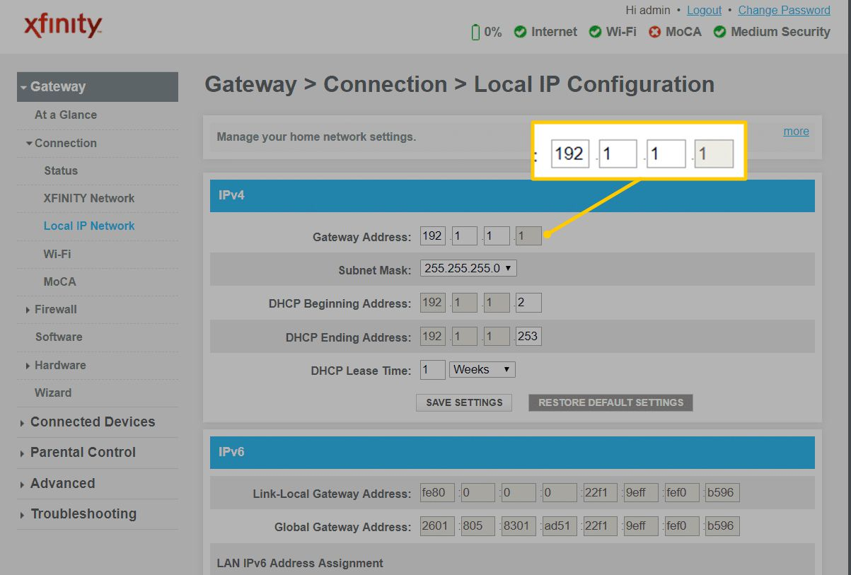 192.168 1.253 a quick overview of the network ip 192.1.1