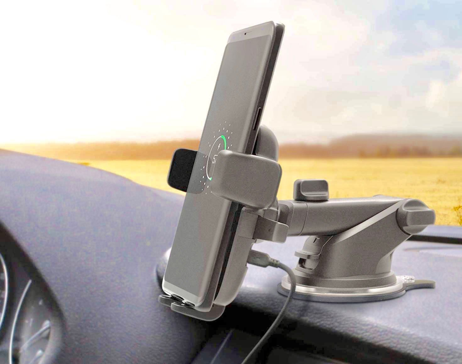 The 6 Best Wireless Phone Charging Car Mounts of 2020