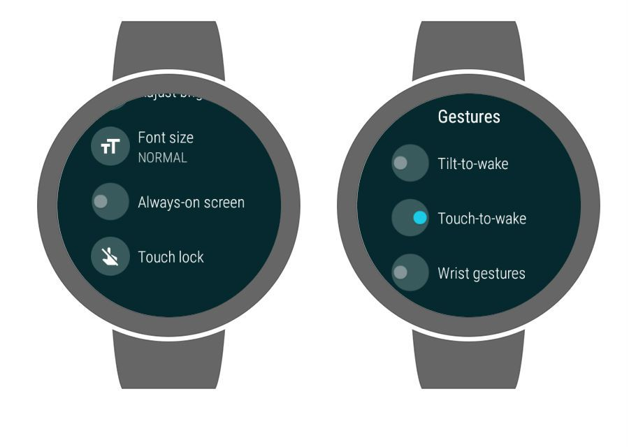 How to save battery life in Wear OS 2.0.