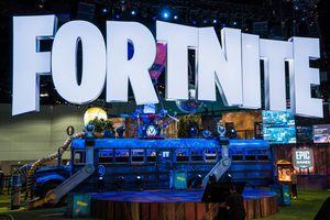 Fortnite's E3 2018 stage