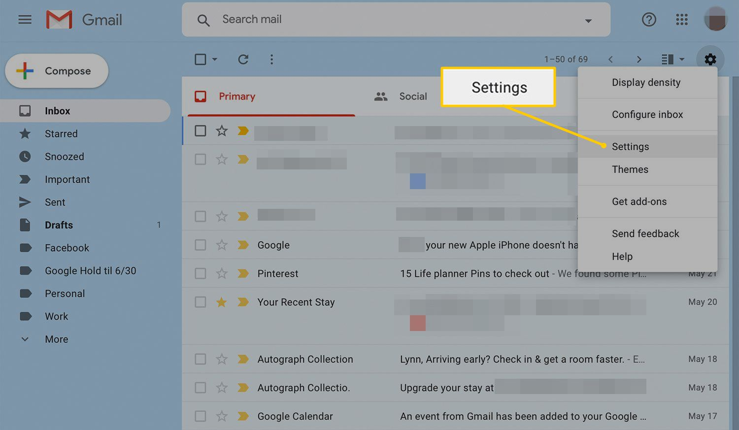How to Enable Gmail via IMAP in Your Email Program