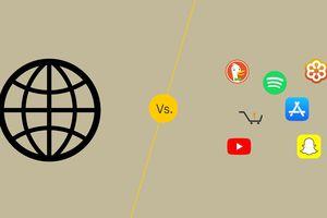 Internet vs Web