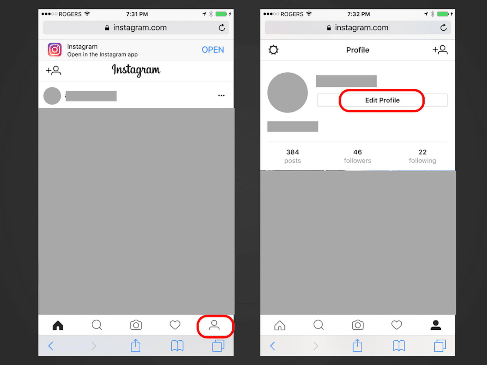 How to delete or deactivate your instagram account ccuart Choice Image